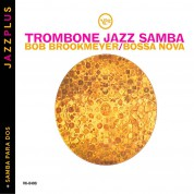 Bob Brookmeyer, Lalo Schifrin: Jazzplus: Trombone Jazz Samba + Samba Para Dos - CD