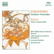 Stravinsky: Firebird (The) / Falla: Three-Cornered Hat (The) - CD