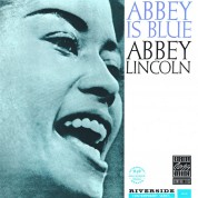 Abbey Lincoln: Abbey Is Blue - CD