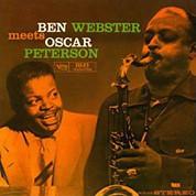 Ben Webster, Oscar Peterson: Ben Webster Meets Oscar Peterson (45rpm, 200g-edition) - Plak