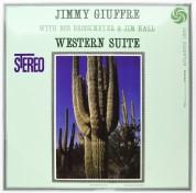 Jimmy Giuffre: Western Suite - Plak