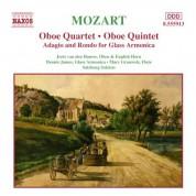 Mozart: Oboe Quartet, K. 370 / Oboe Quintet, K. 406A - CD