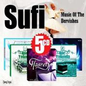 Çeşitli Sanatçılar: Sufi - Music of the Dervishes - CD