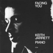 Keith Jarrett: Facing You - CD