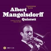 Albert Mangelsdorff: Legends Live - Freiburg, 1964 - Plak