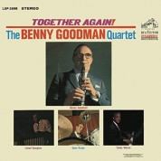 Benny Goodman Quartet: Together Again! - CD