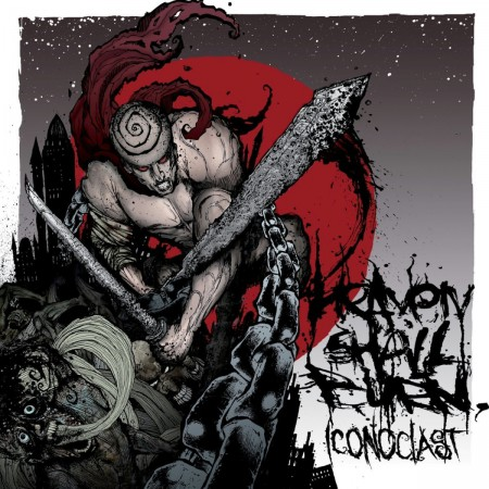 Heaven Shall Burn: Iconoclast - Part One: The Final Resistance - CD