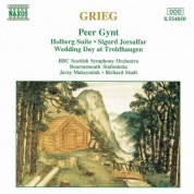 Grieg: Orchestral Music - CD
