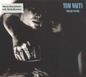 Tom Waits: Foreing Affairs (Remastered) - Plak