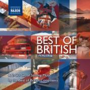 Çeşitli Sanatçılar: Best of British - CD
