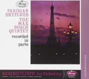 Max Roach: Parisian Sketches - CD