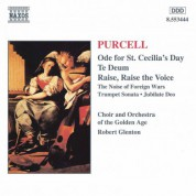 Robert Glenton: Purcell, H.: Ode for St. Cecilia's Day / Te Deum - CD