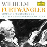 Wilhelm Furtwängler: Complete Recordings on Deutsche Grammophon and Decca - CD