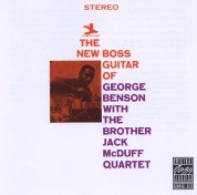 George Benson: New Boss Guitar Of George Benson - CD
