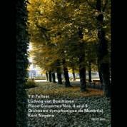 Till Fellner, Orchestre Symphonique de Montréal, Kent Nagano: Ludwig van Beethoven: Piano Concertos Nos. 4 and 5 - CD