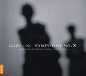 Ingrid Perruche, Sinfonia Varsovia, Alain Altinoglu: Gorecki: Symphony No.3 op.36, Canticum graduum op.27 - CD