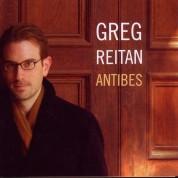 Greg Reitan: Antibes - CD