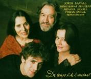Montserrat Figueras, Jordi Savall, Arianna Savall, Ferran Savall: Du temps & de l'instant - CD