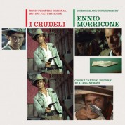 Ennio Morricone: I Crudeli - Plak