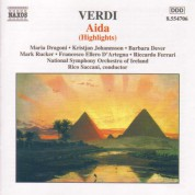 Barbara Dever, Maria Dragoni, Kristjan Johannson, Mark Rucker: Verdi: Aida (Highlights) - CD