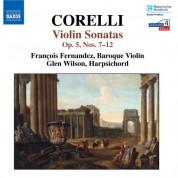 Francois Fernandez: Corelli: Violin Sonatas Nos. 7-12, Op. 5 - CD