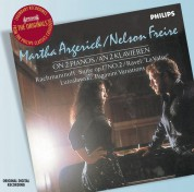 Martha Argerich, Nelson Freire: Rachmaninov: Suite No.2, Op.17 - CD