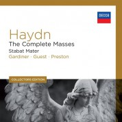 George Guest, John Eliot Gardiner, Simon Preston: Haydn: The Complete Masses - CD