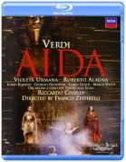 Roberto Alagna, Violeta Urmana, Ildiko Komlosi, La Scala Orchestra, Riccardo Chailly: Verdi: Aida - BluRay