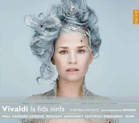 Jean-Christophe Spinosi, Ensemble Matheus, Philippe Jaroussky, Sandrine Piau, Verónica Cangemi: Vivaldi: La Fida Ninfa - CD