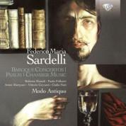Modo Antiquo, Federico Maria Sardelli: Sardelli: Baroque Concertos, Psalm, Chamber Music - CD