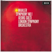 London Symphony Orchestra, Sir Georg Solti: Mahler: Symphony No. 1 - Plak