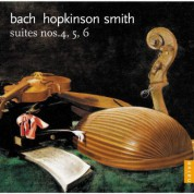 Hopkinson Smith: Suites for baroque Luth (BWV 1010, 1012, 995) - CD