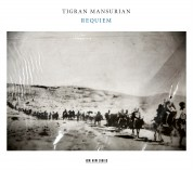 RIAS Kammerchor, Münchener Kammerorchester, Alexander Liebreich: Tigran Mansurian: Requiem - CD