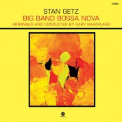 Stan Getz: Big Band Bossa Nova - Plak
