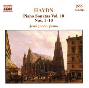 Haydn: Piano Sonatas Nos. 1-10 - CD