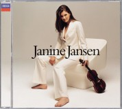 Barry Wordsworth, Janine Jansen, Royal Philharmonic Orchestra: Janine Jansen - Violin Favourites - CD