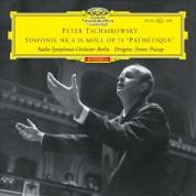 Radio-Symphonie-Orchester Berlin, Ferenc Fricsay: Tchaikovsky: Symphony No. 6 (Pathétique) - Plak