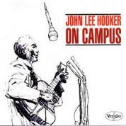 John Lee Hooker: On Campus + The Great John Lee Hooker + 5 Bonus Tracks! - CD