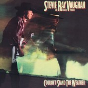 Stevie Ray Vaughan: Couldn't Stand The Weather - Plak