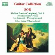 Sor: Guitar Duets, Vol.  1 - CD