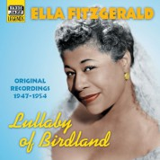 Ella Fitzgerald: Fitzgerald, Ella: Lullaby Of Birdland (1947-1954) - CD