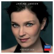 Janine Jansen, London Philharmonic Orchestra, Vladimir Jurowski: Prokofiev: Violin Concerto No. 2 - CD