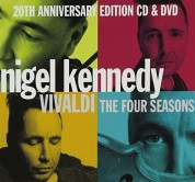 Nigel Kennedy, English Chamber Orchestra: Vivaldi: Four Seasons (20th Anniversary Edition) - CD