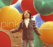 Pink Martini: Get Happy - CD