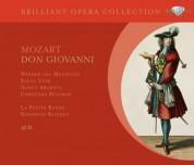 Werner Van Mechelen, Elena Vink, Nancy Argenta, Christina Högman, La Petite Bande, Sigiswald Kuijken: Mozart: Don Giovanni - CD
