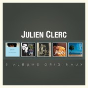 Julien Clerc: Original Album Series - CD