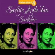 Safiye Ayla: Radyo Günleri- 4 / Safiye Ayla'dan Şarkılar - CD