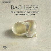 Bach Collegium Japan, Masaaki Suzuki: J.S. Bach: Orchestra - SACD