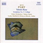 Part: Tabula Rasa / Symphony No. 3 - CD