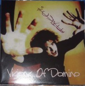 The Cure: Visions of Domino - Plak